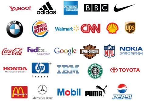 Study Finds We Perceive Popular Trademarks In The Same Way
