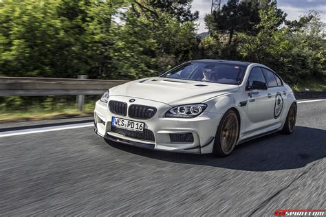 Prior Design Bmw M6 Gran Coupe