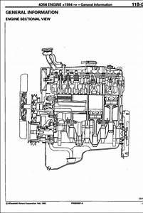 Mitsubishi Diesel Engine 4d56 Workshop Manual