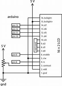 drag race timer the arduino inventor39s guide 2017 With arduino lcd wiring