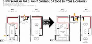 How To Wire 3 Way Switch Wiring Diagrams - Youtube