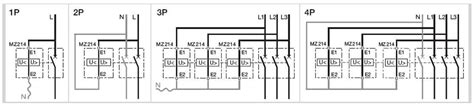 mounting wiring diagram   hager malaysia