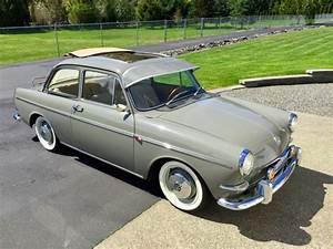 1965 Volkswagen Type 3 Notchback 1600 For Sale On Bat