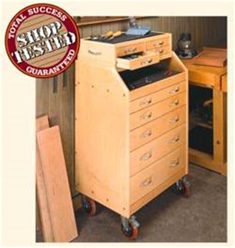 masterwood build  rolling tool cabinet