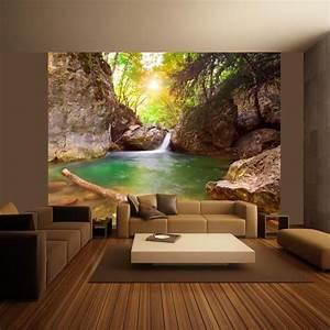 Poster Mural Nature : affiche g ante poster xxl nature 300x210 cm 6 l s achat vente papier peint affiche ~ Teatrodelosmanantiales.com Idées de Décoration
