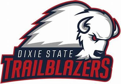 Dixie State Trailblazers University Football Svg Wikipedia