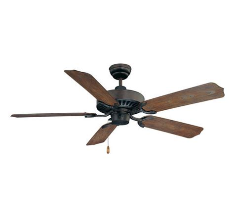 photon 52 quot english bronze outdoor ceiling fan at menards 174