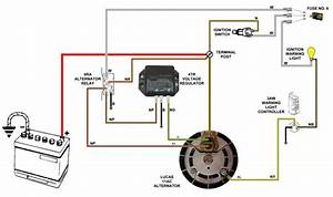 Gm Alternator Conversion Wiring Diagram 1996 Chevrolet S10 Alternator Wiring Diagram Wiring