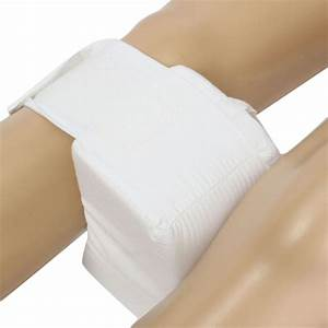soft cotton leg knee ease kneecap pillow sponge bed back With bed knee support pillow