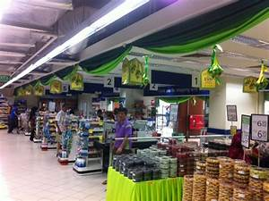 NTUC Fair Price Hari Raya DecorationsCreative Bulb