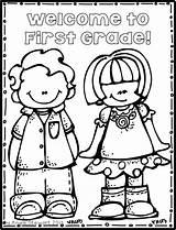 Coloring Pages Grade Activities Kindergarten Getcoloringpages Last Welcome Trip sketch template