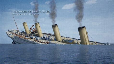britannic sinking in real time britannic sinking in real time 100 images hmhs