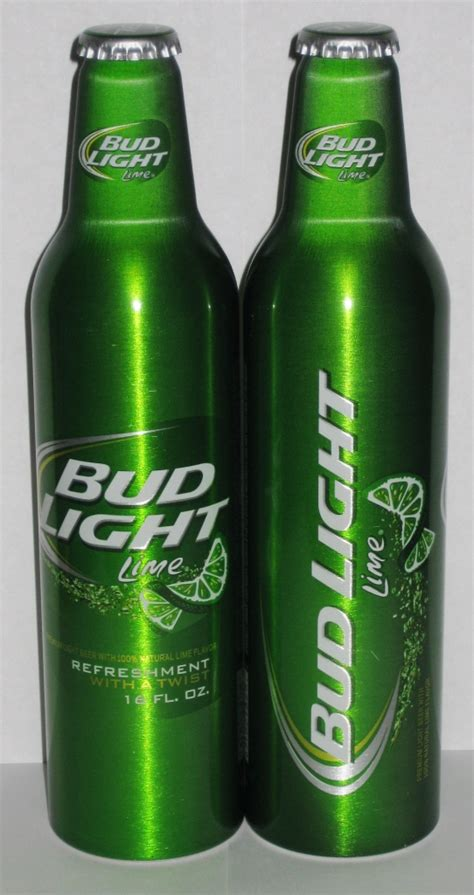 bud light can sizes new cans
