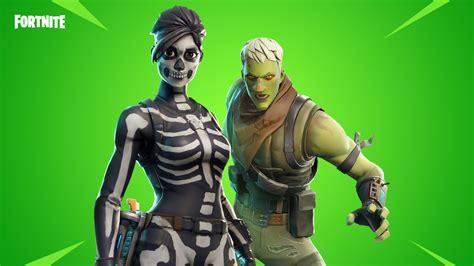 fortnite halloween skins  coming   game
