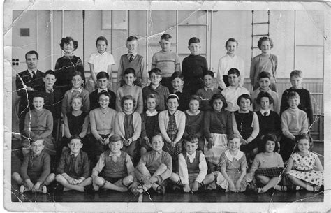Class Of '59  Stanford Road Primary School Stanford