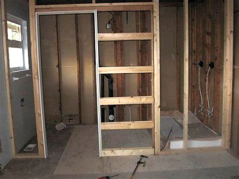 how to build a pocket door dave s shop talk building confidence volume 8 issue 7