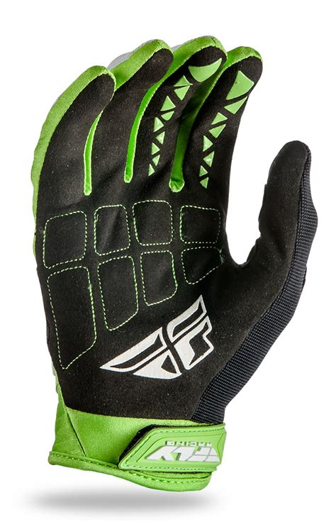 size 16 motocross fly racing 2016 f 16 mx atv bmx gloves pair youth