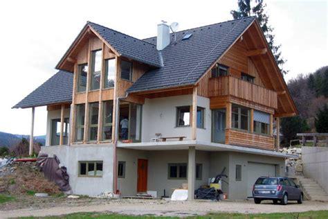 Fassadengestaltung Holz fassadengestaltung holz und putz vier w nde im allg u klinker putz