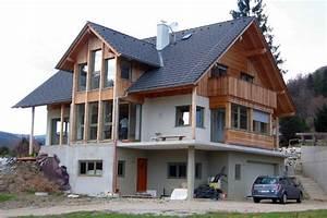 Fassadengestaltung Holz Und Putz : galerie ~ Michelbontemps.com Haus und Dekorationen