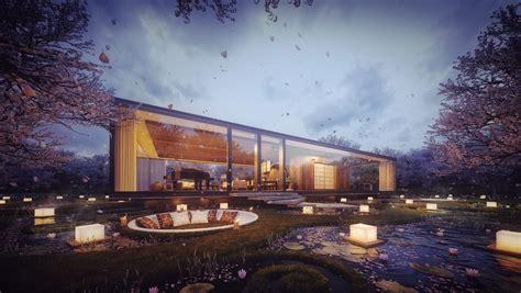 3d architecture visualization project, 3d renders, arch