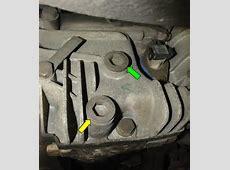 BMW E30E36 Manual Transmission Fluid Replacement 3