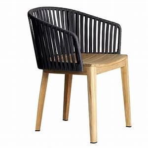 Chaise Exterieur Design : chaise de jardin design c t maison ~ Teatrodelosmanantiales.com Idées de Décoration