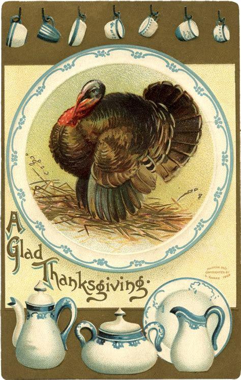 vintage thanksgiving turkey image  graphics fairy