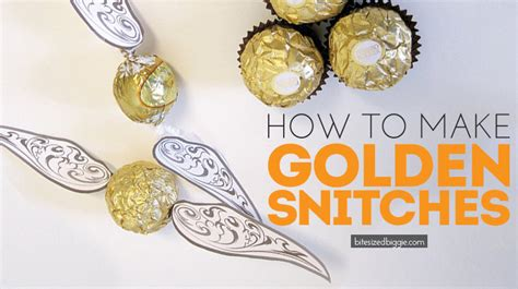 golden snitches   harry potter party  printable