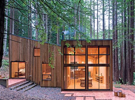 Best Cabin Look Inside Two Must See Modern Cottages