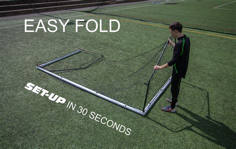 quickplay fold  soccer goal range sold  quickplay