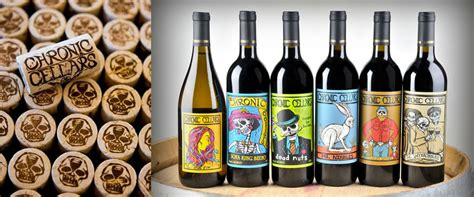 Chronic Cellars  Zepponi & Company