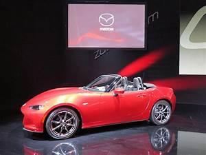 The 2016 Mazda Mx