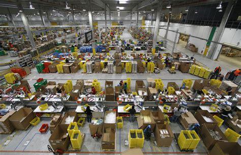 amazon warehouses   world
