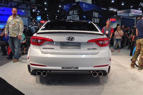 Hyundai Sonata Turbo by Jp Edition 2015 Hyundai Sonata Turbo Revealed For Sema