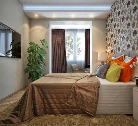 Маленькая спальня 12, 13 кв м Ремонт маленькой спальни