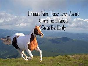 Paint Horse My Love Quotes. QuotesGram