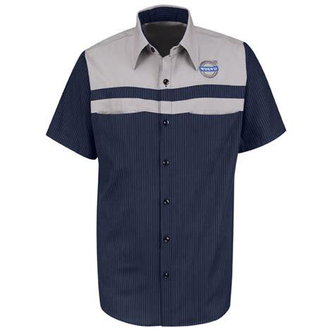 volvo technician short sleeve shirt spvl