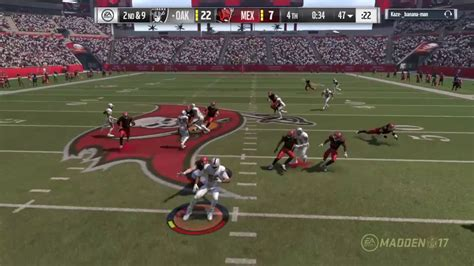 Madden 17 Gameplay  Plays Of The Week 19 Youtube