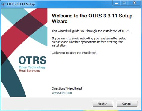 what is windows installer the otrs group axes the windows installer