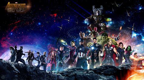 Fonds D'écran Avengers 3 Infinity War 2018 3840x2160 Uhd
