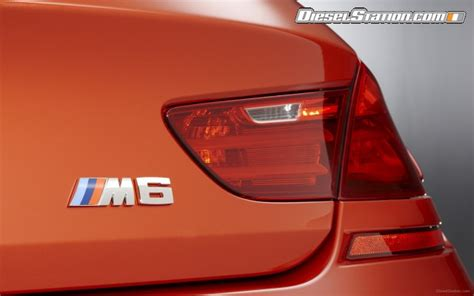 Bmw M6 2012 Widescreen Exotic Car Photo 17 Of 70 Diesel