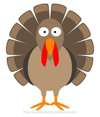 drawing  turkey cartoon