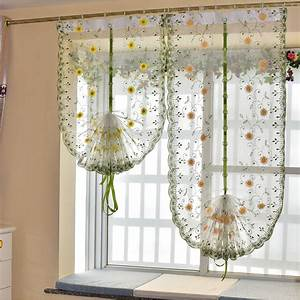 Curtain marvellous pull up curtains tie up sheer curtains for Pull up curtains how to make