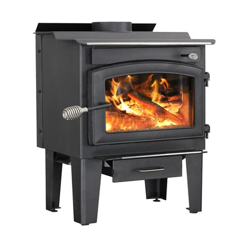 Drolet The Rocket  Small EPA Wood Stove With Cast Iron