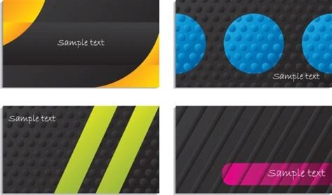 Modern Background Id Card Free Vector Download (51,087