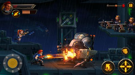 metal squad shooting game unlock  android apk mods