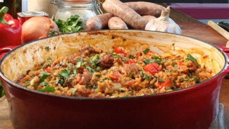 cuisiner chair à saucisse riz à la saucisse épicée recette saucisses épicées