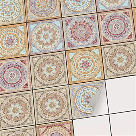 Mosaik Fliesen Küchenspiegel by Fliesen Borduere Ueberkleben Test Oktober 2018