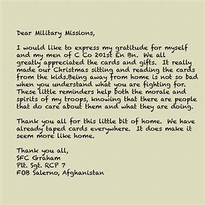 christmas archives page 5 of 6 military missions With letter writing to the troops