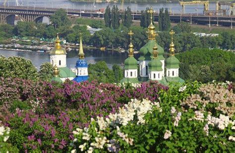 Botanischer Garten Kiew by Kiew Botanische Garten Im Fr 252 Hling Stockfoto Colourbox
